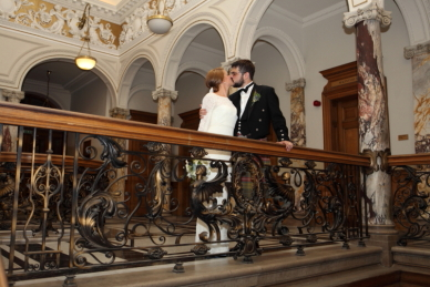 lothian chambers wedding photography